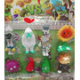 Muñecos Plantas Vs Zombies X 8. Galadesign