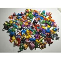Kit Brinquedo Pokémon 24 Miniaturas Pronta Entrega