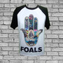 Camiseta Foals What Went Down Hand Rock Indie