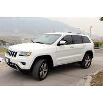Blindada 2016 Nueva Jeep Grand Cherokee 2016 Niv 5 Blindados