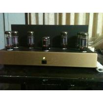 Amplificador Alta Fidelidad Golden Tube Bulbos