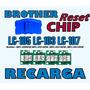 Recarga Brother Lc 103 Lc 105 Lc Lc 107 C/ Reset Chip