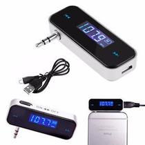 Transmisor Fm Para Auto Samsung Iphone Mp3 Nokia Fact A Y B