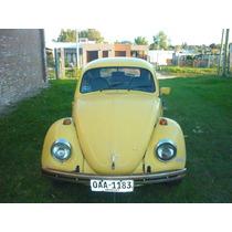Volkswagen Fusca1600