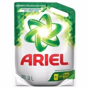 Jabon Liquido Ariel clasico 3 Lts repuesto