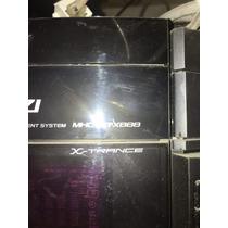 Estéreo Component Sony Genezi 10000 Watts Potencia 6 Bocinas