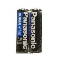Pilha Aaa Palito Panasonic Zinco 1,5v Pac Lote 2un Bateria