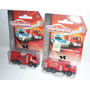 2 Camiones Bomberos( Mercedez Benz Y M A N) Majorette
