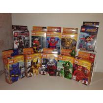 Minifiguras X-men Toy Story Avengers