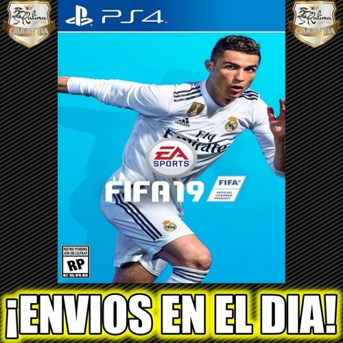 Fifa 19 Ea Sports Fifa 2019 Ps4 Juego Digital 1 30 Off 1 600