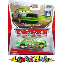 Disney Cars Chick Hicks Lacrado Orig.l Mattel Pronta Entrega