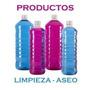 Formulas Quimicas + Elaboración De Productos De Limpieza