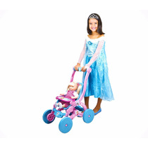 Carrinho De Bonecas Infantil Disney Frozen Olaf Lider