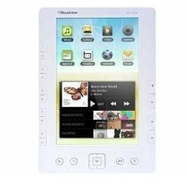 E-book Leitor De Livros Digital Roadstar 5 4gb Mp3 E Videos