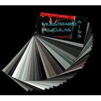 Muestrario Polarizados Películas Y Vinyles