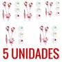 5 Unid Fone Hello Kitty Meninas Lembrancinha De Aniversário