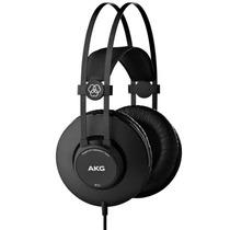Fone Profissional Akg K52 Over Ear Fechado