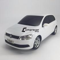 Volkswagen Gol Controle Remoto 1:18 Cks Branco