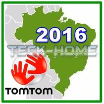 Atualização Gps Tomtom Brasil-completo + Alertas De Radares
