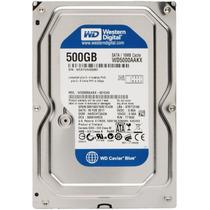 Hd Western Digital 500 Gb Novo