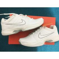 Zapatillas Nike Tenis Air Court Mujer Talle 37.5 - Nuevas