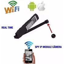 Micro Camera Sem Fio Wifi Celular Tempo Real Espiao