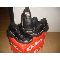 Zapatos Escolares Kickers En Oferta Talla 26