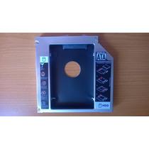 Caddy Adaptador Dvd Ide 12.7mm 2 Discos Duros En Tu Laptop