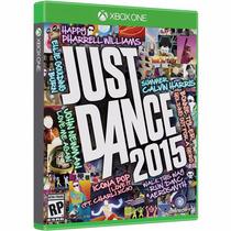 Just Dance 2015 - Xbox One - Portugues, Midia Fisica Lacrado