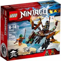 Lego Ninjago 70599 Dragão Do Cole 98 Peças