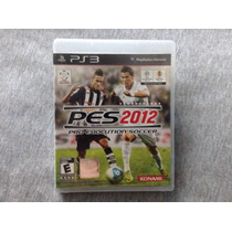 Play Station 3: Pro Evolution Soccer 12