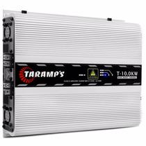 Potencia Alta Voltagem Taramps 10000w Rms T10k 0.5 Ohms Som