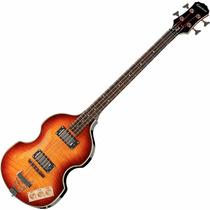 Contra Baixo Epiphone Viola Bass Vintage Sunburst 4 Cordas