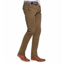 Pantalon Chinos Slim Fit D.e.e.p S736