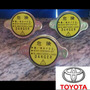 Tapa Radiador Toyota Corolla Original 0.9