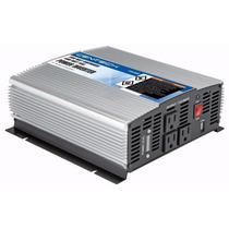 Inversor 2000 / 4000 Watts Invertidor Energia 12v Dc 120v Ac
