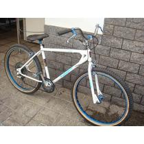 Bicicleta Caloi Cruiser Light Seta Extra Cross Aro 26 Azul