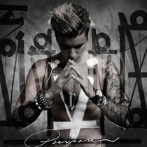 Justin Bieber Purpose Deluxe Cd