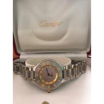 Reloj Cartier Siglo 21 De Mujer