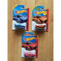 Set 3 Hot Wheels Mastretta Mxr 3 Versiones .