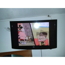 Tv Lcd 37 Pulgadas Lg Modelo 37lh20r+ Base Aerea Sin Control