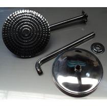 Ducha Chuveiro P/ Piscina Cascata Em Aço Inox 10