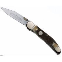 Boker Copperliner Stag Pocket Knife