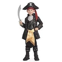 Piratas Del Traje De Capitn Negro El Seven Seas Del Nio, Del