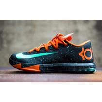 Tenis Nike Kevin Duran Basquetball 599424-002