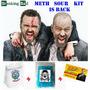 Metanfetamina Breaking Bad Kit - Balas Super Azedas + Brinde