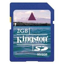 Tarjeta De Memoria Flash De Kingston 2 Gb Sd Sd / 2gb
