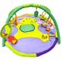 Tapete Atividades Infantil Bebê Multiatividades Sapo Musical
