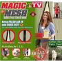 Magic Mesh Cortina Mosquitero No Mas Moscas Insecto Magnetic