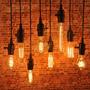 Bombillos Decorativos Vintage, Iluminación Moderna + Popular